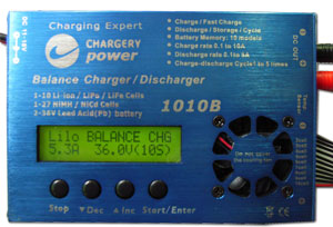 lithium ion battery balance charge