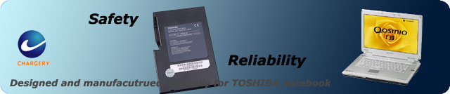 battery pack for TOSHIBA notebook